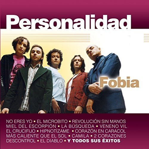 CD : Fobia - Personalidad (With DVD, Canada - Import, 2PC)