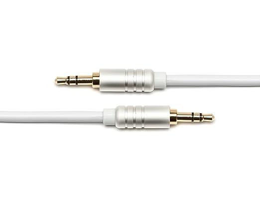 75 opinioni per Cavo Stereo Audio BlueRigger 3.5mm Maschio-Maschio 1,2 metri (4ft)- Supporta