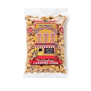 State Street Snacks Pecan Caramel Popcorn, 6 Ounce Bag (Pack of 12)
