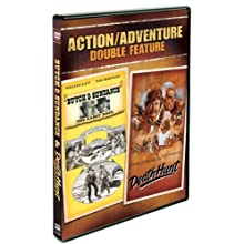 Action Adventure Double Feature (Death Hunt / Butch & Sundance) (1981)