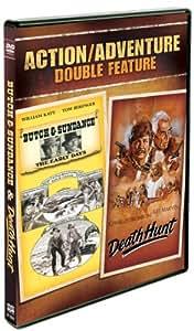 Action Adventure Double Feature (Death Hunt / Butch & Sundance)