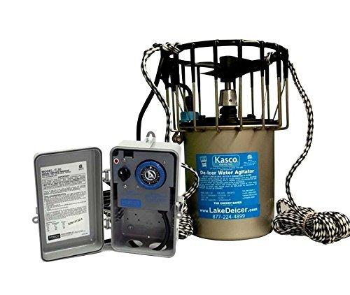 Kasco Deicer 2400d50 w/ C-20 Timer Thermostat - Controller C20