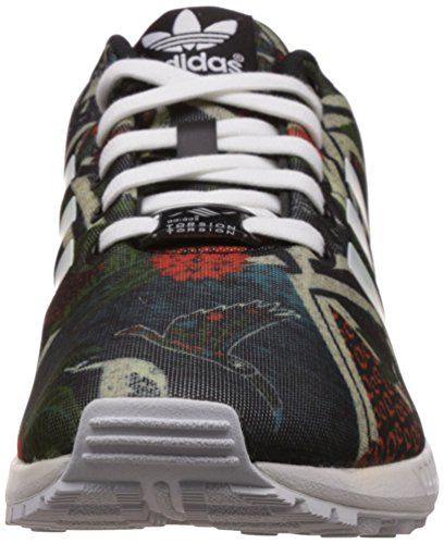 Flux Originals Femme Adidas Zx Mode Baskets Noir 6vEnx0