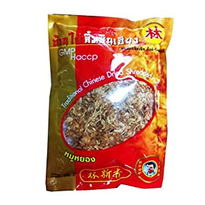 Traditional Chinese Dried Shredded Pork 90 G, By Banphai Limcinheang (Premium Product From Khonkaen, Thailand)