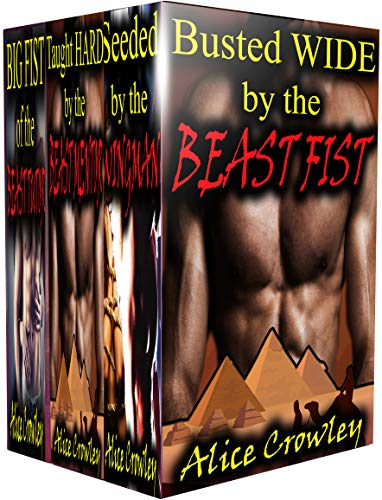 Busted WIDE by the BEAST FIST: (A 30k word shifted, gaped, and stretched bundle)