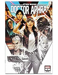 Star Wars Doctor Aphra #1 Retailer Summit Variant Ltd to 3000 (Marvel, 2020) NM