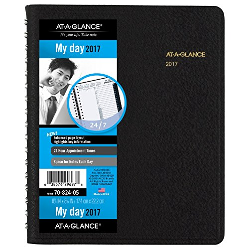 GLANCE Daily Appointment Planner 70 824 05