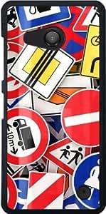 Funda para Microsoft Lumia 550 - Señales De Tráfico Europeo by Carsten Reisinger