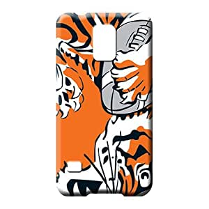 samsung galaxy s5 Ultra Super Strong Protective Cases phone cover skin cincinnati bengals nfl football