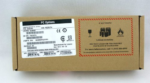 Lenovo Retail Part Number 0A36302, Thinkpad Battery 70+ , 6 Cell Original Factory Packaging For Select by Lenovo (Image #3)