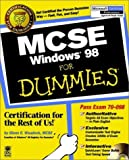 img - for MCSE Windows 98 For Dummies by Glenn E. Weadock (1999-06-10) book / textbook / text book