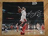 Signed Derrick Rose Photo - #1 16x20 Mint Autograph Mvp - PSA/DNA Certified - Autographed NBA Photos