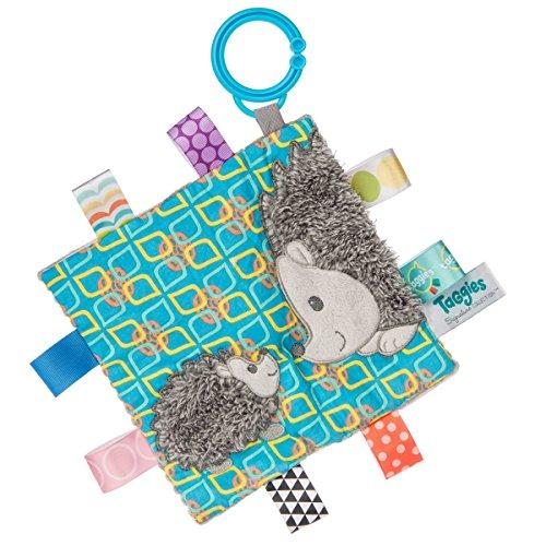 - Taggies Crinkle Me Baby Toy, Heather Hedgehog