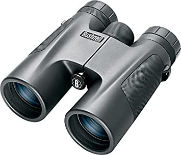 Bushnell Powerview-Roof 10x 42mm Prismáticos, Unisex, Negro, 10 x 42 mm