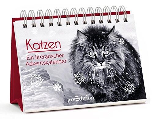 Katzen: Ein literarischer Adventskelender