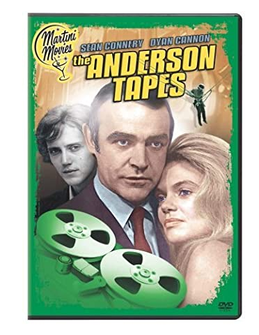 Anderson Tapes [DVD] [Region 1] [US Import] [NTSC] (The Anderson Tapes Dvd)