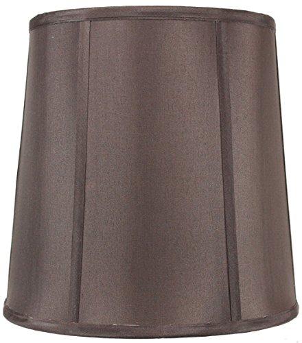 "Home Concept Inc 12"" Premium Deluxe Shantung Drum Lamp Shade"