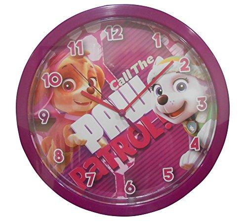 Paw Patrol Wall Clock