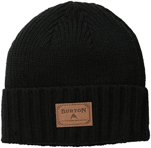burton-gringo-beanie-true-black-one-size