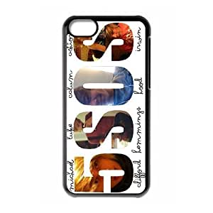 Custom High Quality WUCHAOGUI Phone case 5SOS music band Protective Case For Iphone 5c - Case-11