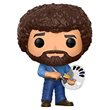 Funko 14813 Pop Television Bob Ross Collectible Figure