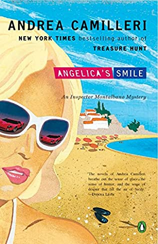 book cover of Angelica\'s Smile