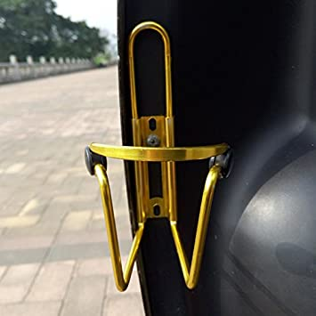 FAN4ZAME Motor Eléctrico Scooter Portavasos Mountain Bike Bebidas De Aleación De Aluminio Tetera Portavasos Un: Amazon.es: Deportes y aire libre