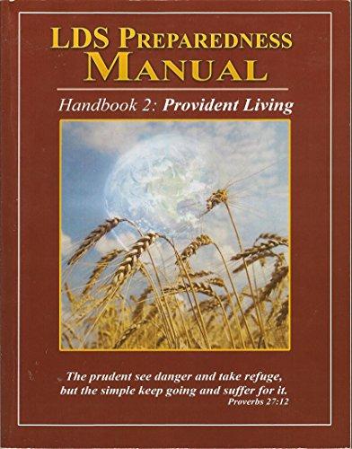 LDS Preparedness Manual Handbook 2 Providnt Living ()