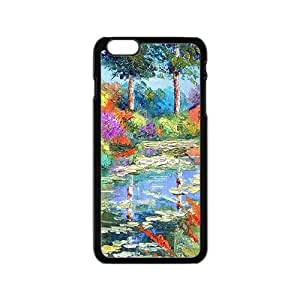 Countryside pond scenery Phone Case for iPhone 6