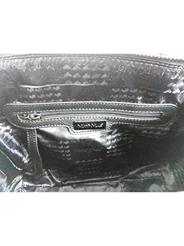 MIMI-MUA' - Bolso mochila  de Poliéster para mujer CANNA DI FUCILE
