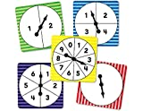 Teacher Created Resources Number Spinners, Set of 5 (20637)