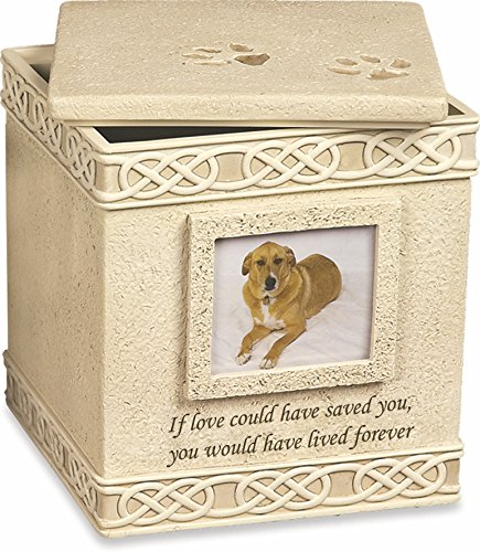 MMP Living Pet Urn Memorial If Love Could Have Saved You. - Top - Urn Pet