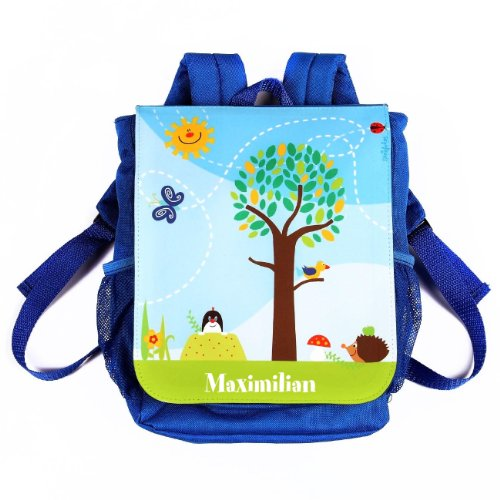 Striefchen® Kinderrucksack für Jungen Name: Maximilian
