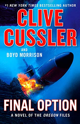 Final Option (The Oregon Files Book 14)