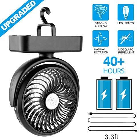 Amacool Portable Battery Camping Lantern product image
