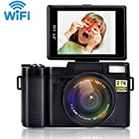 Video Camera Camcorder, DIWUER Digital Camera Recorder...