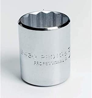"""product image for Stanley Proto J5442 1/2"""" Drive Socket, 1-5/16"""", 12 Point"""