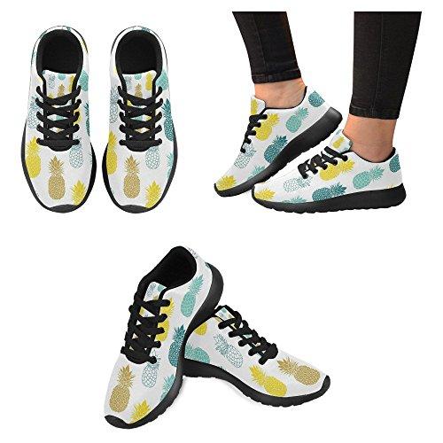 Interessante Donna Da Jogging Corsa Sneaker Leggero Andare Facile A Piedi Casual Sport Scarpe Da Corsa Multi 30