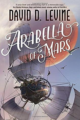 book cover of Arabella of Mars