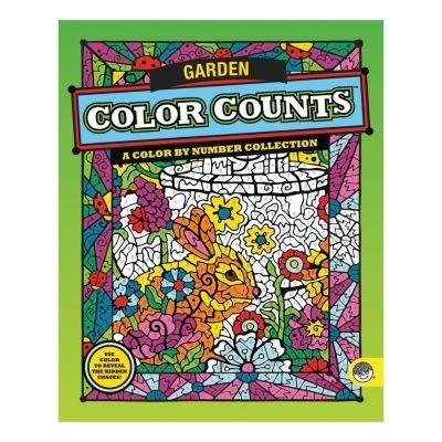 (Color Counts: Garden)