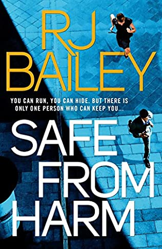 book cover of Safe From Harm