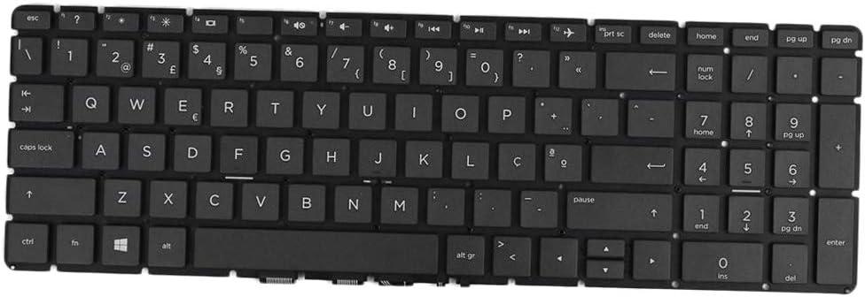 perfk Reemplazo Teclado Accesorios de Informática Durable ...