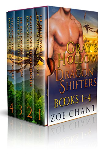 Download for free Gray's Hollow Dragon Shifters Collection #1