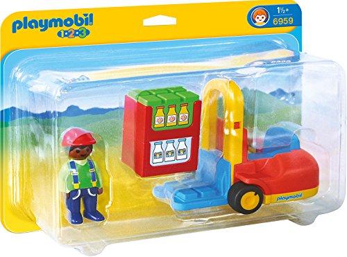 PLAYMOBIL 6959 - Gabelstapler