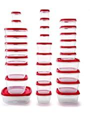 Rubbermaid 2108392 Easy Find Vented Lids Food Storage