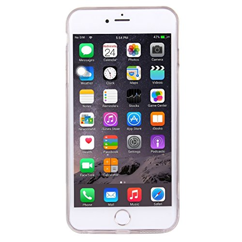 Phone Taschen & Schalen Für iPhone 6 Plus & 6s Plus Kohl Muster Soft TPU Schutzhülle Fall ( Color : Green )