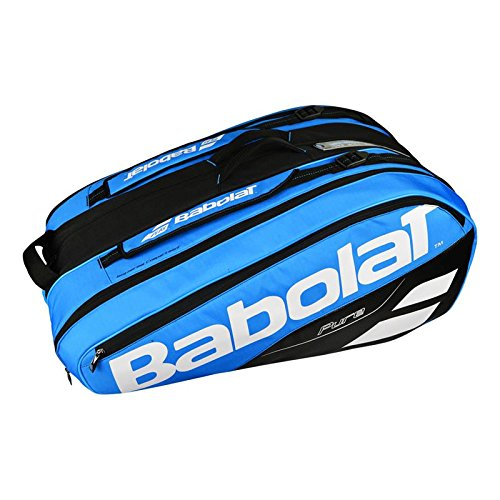 Babolat (Pure Drive (12-Pack) Tennis Bag (Blue)
