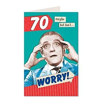 70 Peut être Mais Ne Vous Inquiétez Pas Valeur Votre Rocker Joyeux