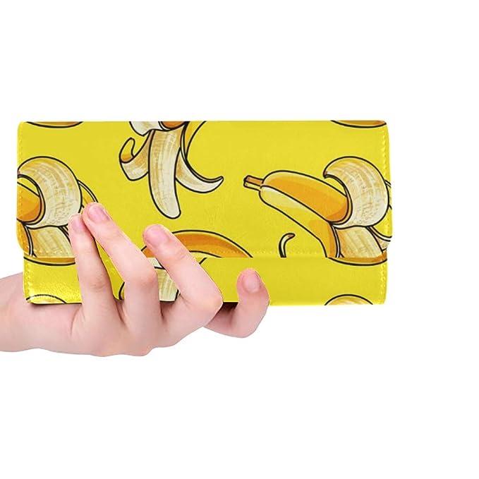 JOCHUAN Único Personalizado Plátano Patrón Inconsútil Frutas ...