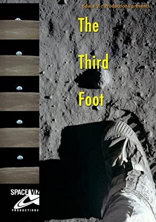 6730f629294d Amazon.com  The Third Foot (An Interview with Buzz Aldrin)  M Moidel ...